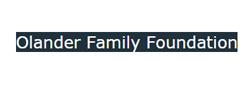Olander Family Foundation