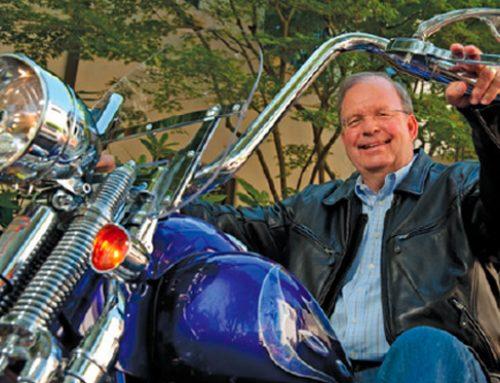 Chuck Toeniskoetter – Founding Member of SAF