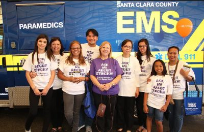 Ask Me About Stroke EMS photo