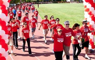 Fight Stroke Walkers