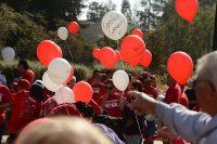 Fight Stroke Walk Balloons