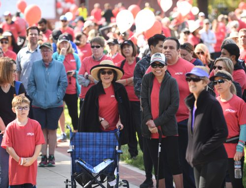 Fight Stroke Walk