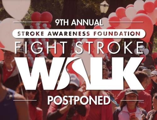 Fight Stroke Walk